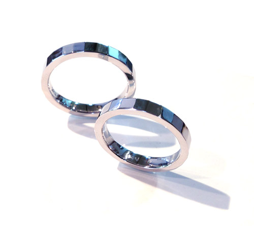 polygon marriage ring