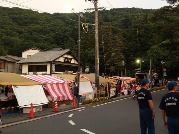 吉備津神社夏祭り